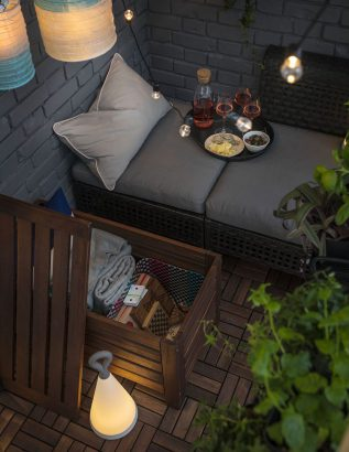 image banc terrasse